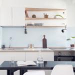 dupla hálószoba kis lakás - konyha