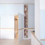 dupla hálószoba beépített bútor