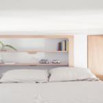 dupla hálószoba hajó fülke