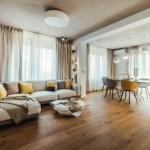 elegáns modern lakás