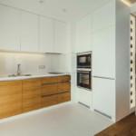 elegáns modern lakás konyha