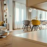 Elegáns modern lakás kifinomult design megoldásokkal felturbózva