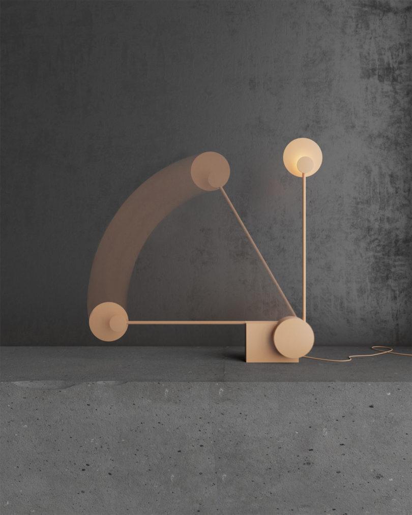 állítható design lámpa
