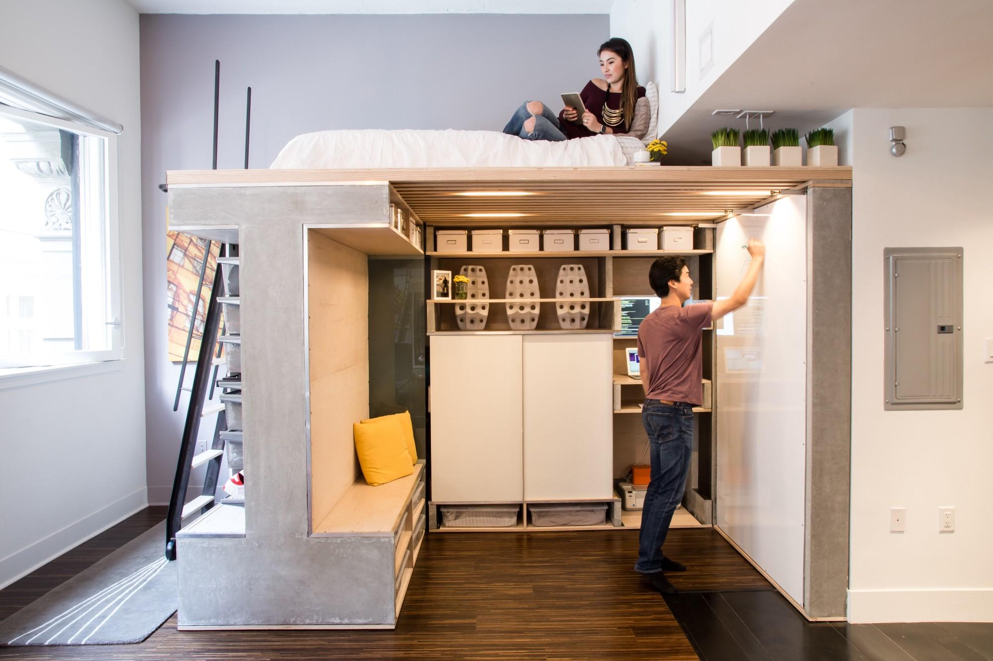 galéria a lakásban -kis lakás