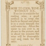 házi praktika- hogy hűtsük le a bort