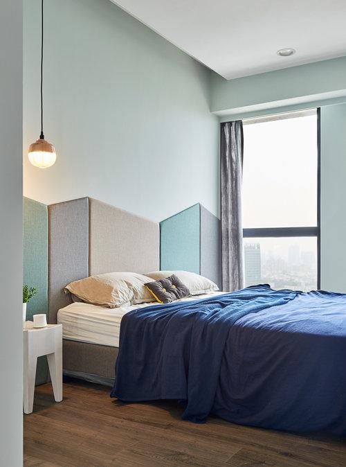 játékos és színes lakás - háló szoba