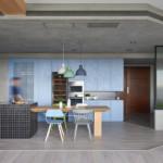 játékos és színes lakás - konyha