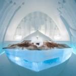 jéghotel - jégszoba - jégszobor