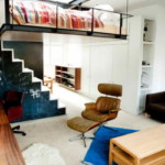 kis lakás függesztett galéria