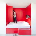 kis lakás minimál design