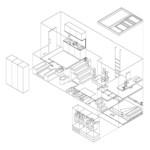 kis lakás több szint