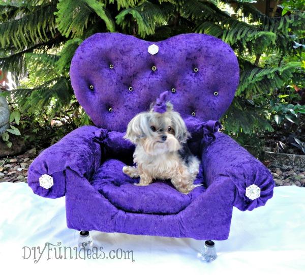 kutya fotel - kanapé