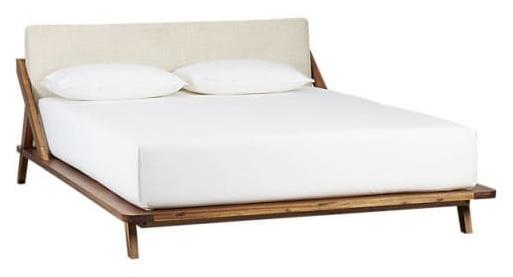 ágy készítés DIY kreatív -modern ágy