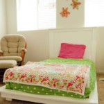 ágy készítés DIY kreatív - gyerekágy gyermek ágy
