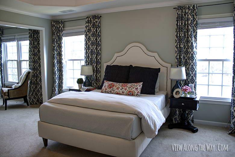 ágy készítés DIY kreatív - kárpitozott ágy