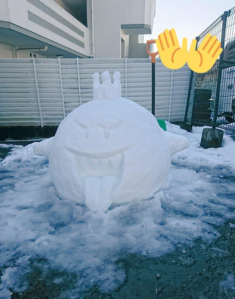 hófigura - hóember