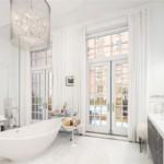 Jennifer Lopez Penthouse lakás - fürdőszoba