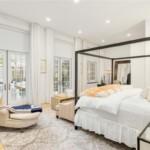 Jennifer Lopez Penthouse lakás - hálószoba