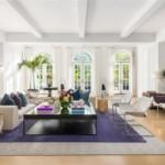Jennifer Lopez Penthouse lakás - nappali