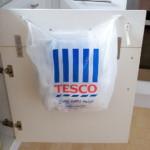 kis konyha tároló ötlet - mosogató szekrény kihasználás