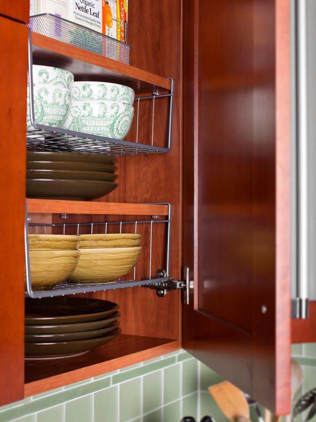 kis konyha ötlet - hozd ki legtöbbet a szekrényből