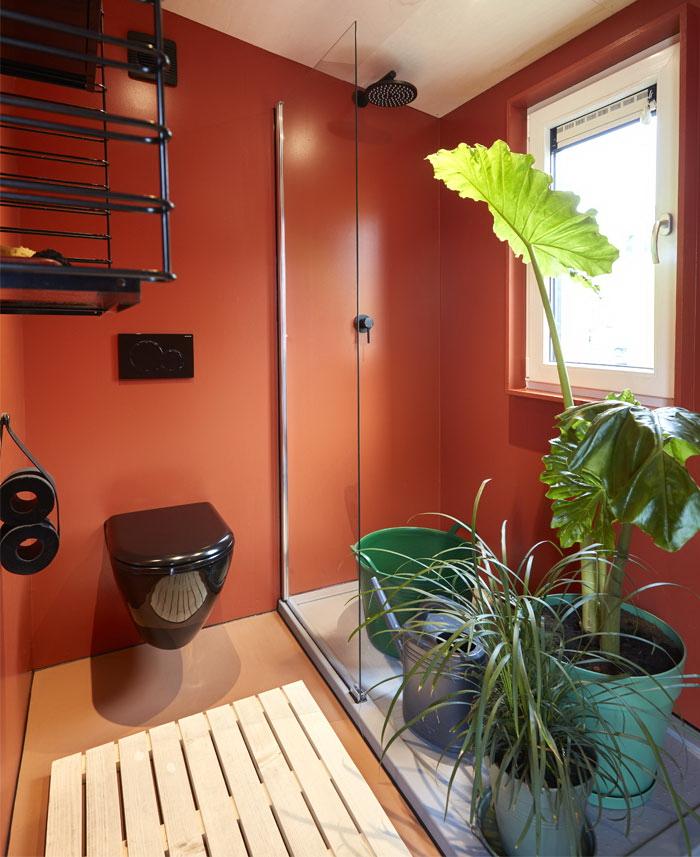 kis nyaraló - mosdó zuhanyzó