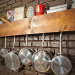kis konyha tároló ötlet, tipp - konyha szekrény belső ajtó