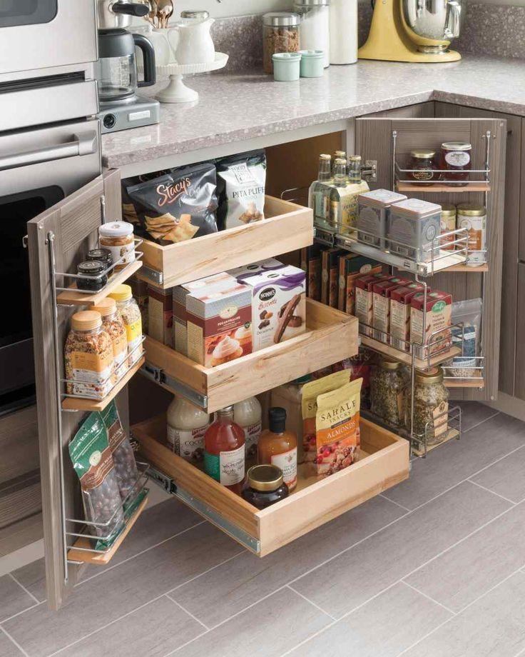 kis konyha tároló ötlet, tipp - mosogató szekrény