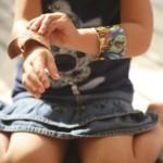 kreatív gyerek ötletek - kézműves karperec