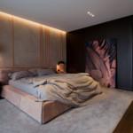 luxus lakás sárga réz - hálószoba design lámpa