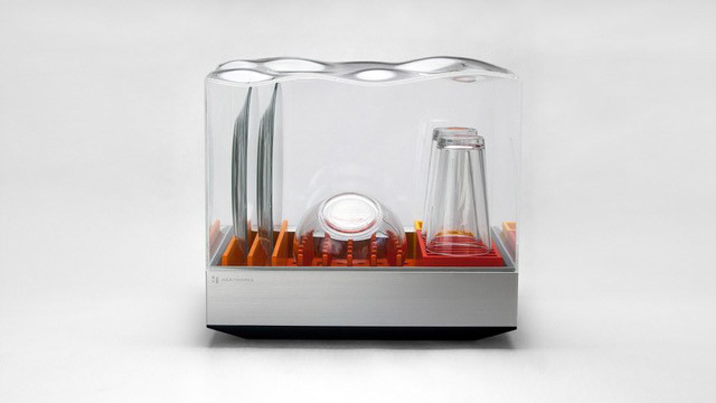 mini mosogatógép - 2 teríték