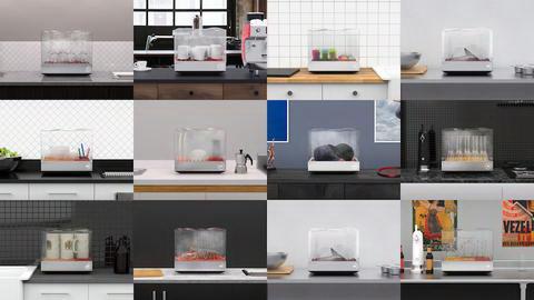 mini mosogatógép - környezetkímélő multifunkció