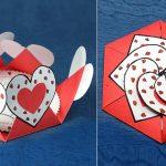 26+ Valentin napi üdvözlő kártya ötlet amit az utolsó pillanatban is elkészíthetsz