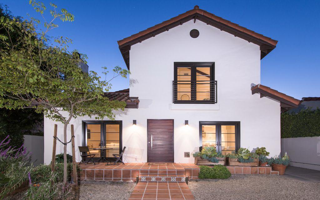 Rihanna villa, ház - Spanyol jellegű