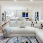 Rihanna villa, ház - nappali