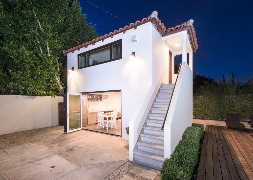 Rihanna villa, ház - vendégház