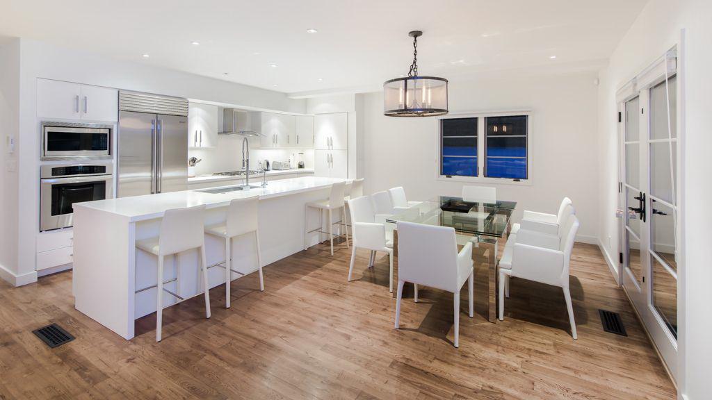 Rihanna villa, ház - konyha étkező