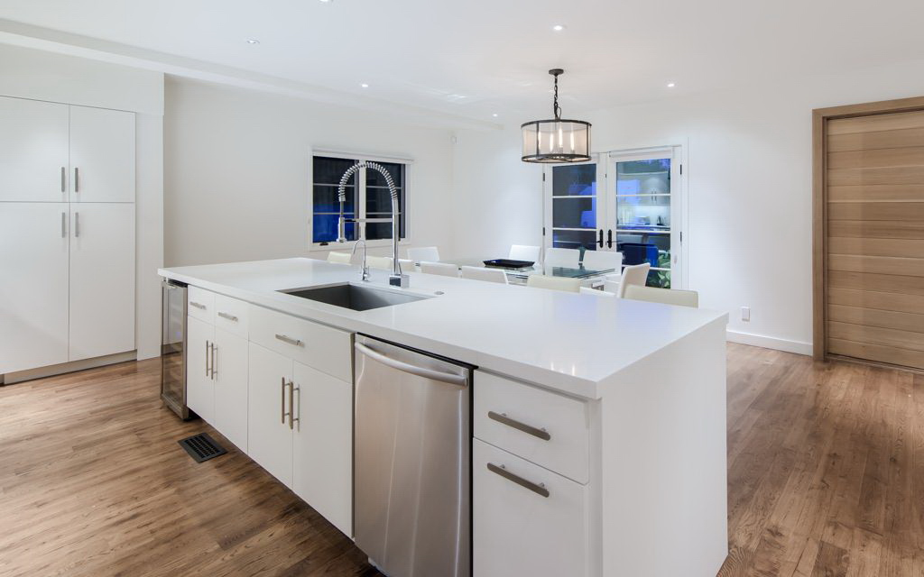 Rihanna villa, ház - konyha