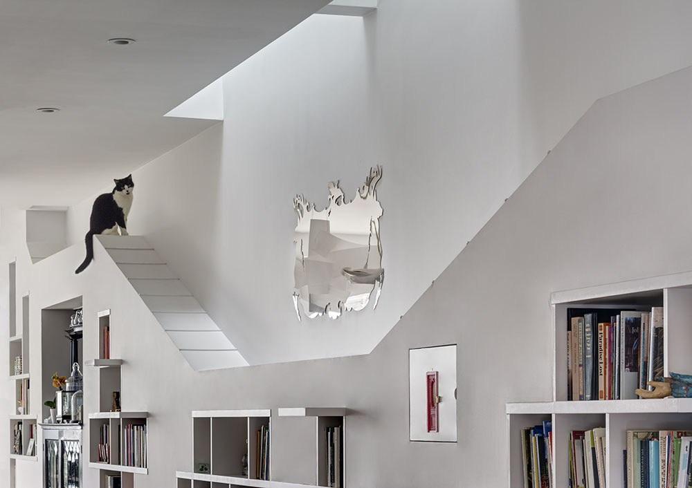 sorház macska, könyv barát - macska közlekedő járda