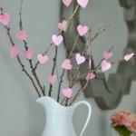 Valentin napi ötlet - szerelem fa