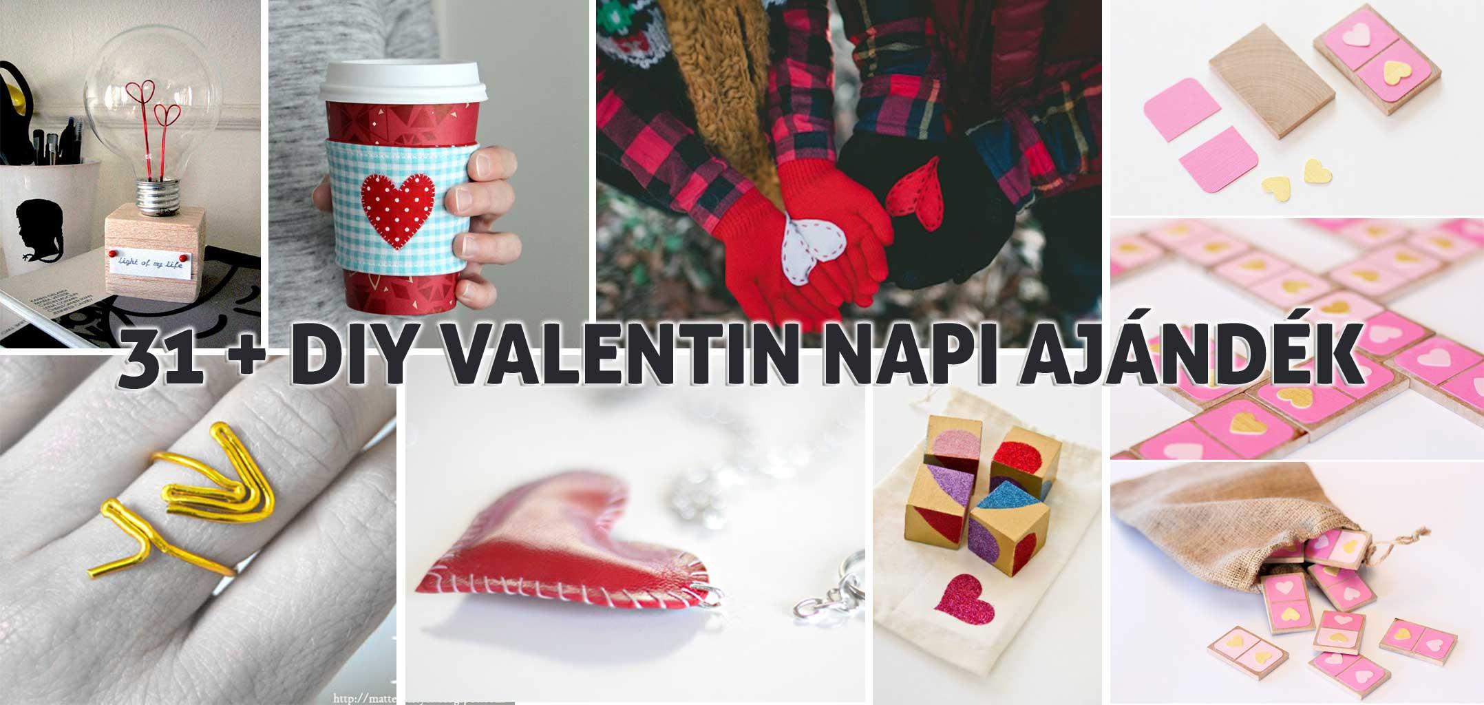 Valentin napi ötlet