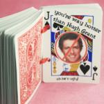 Valentin napi üdvözlő kártya - kártya csomag