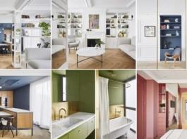 színes luxus lakás