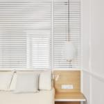 színes luxus lakás vendégszoba