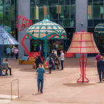 Óriás lámpák - lámpa - Manchester