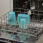 újrahasznosítható tároló szilikonból - mosogatógépen mosható