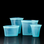 újrahasznosítható tároló szilikonból - formák