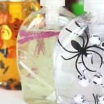 Rémszappan Halloween dísz dekoráció