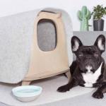 multifunkciós design macska ház gyapjú