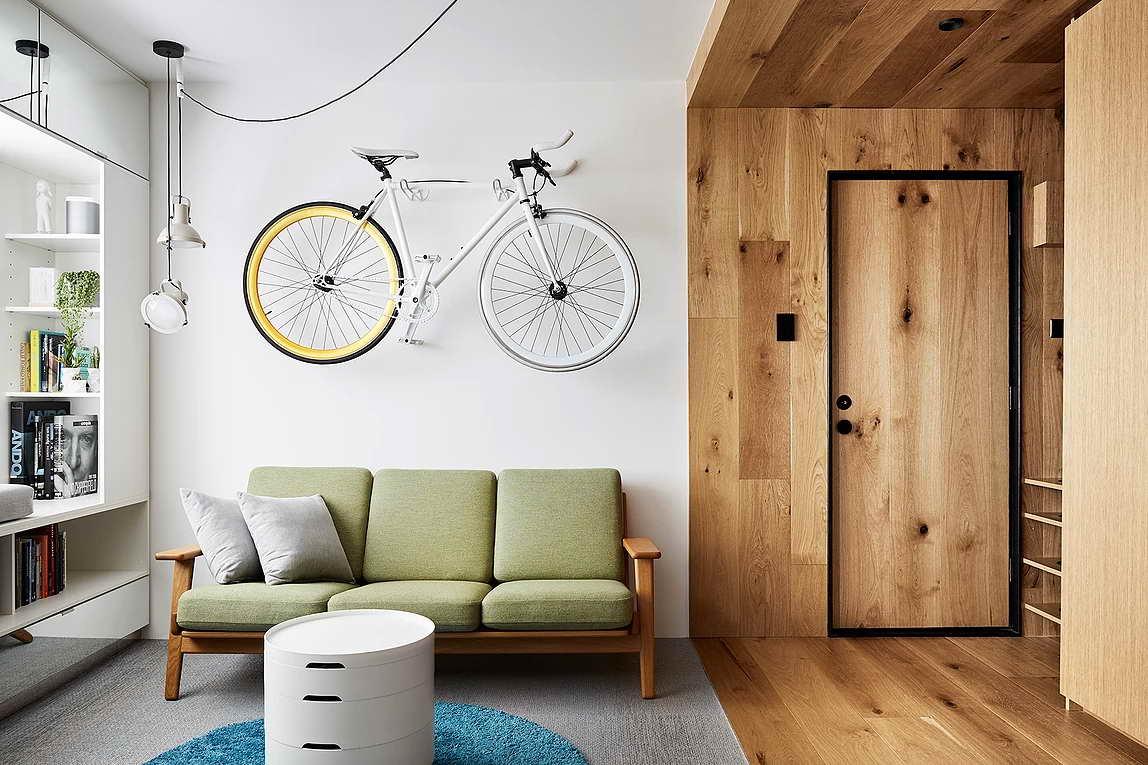 Rejtett dizájn trükkök mni lakásban kis lakásban